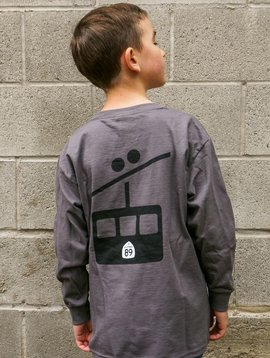Kid's T-Shirts Gondola Kid's Long Sleeve  Tee