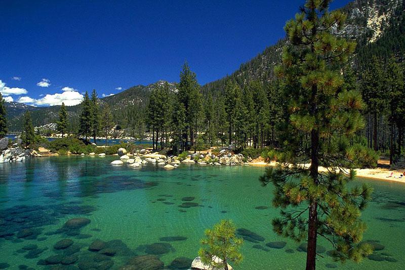 Top 10 Things to Do Around Lake Tahoe this Fall - California 89