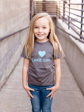 California 89 Girl's T-Shirt Lake Girl