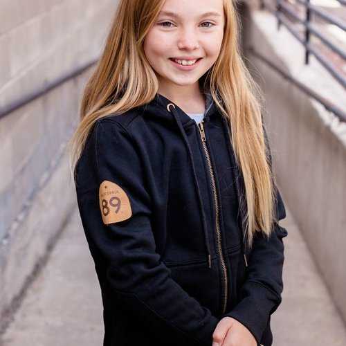 California 89 Custom Kid's Zip Hoodie