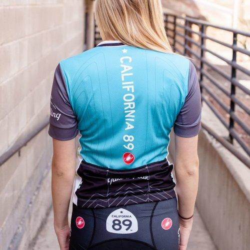 California 89 Mounains are Calling Women's Castelli Bike Jersey
