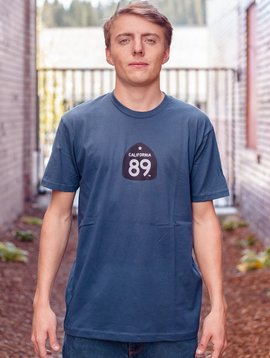 California 89 Camping Men's Tee