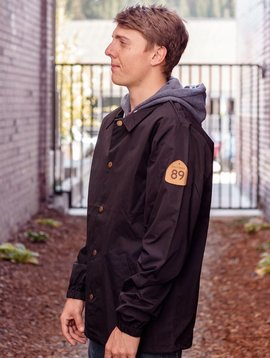 California 89 California 89 Men's Windbreaker