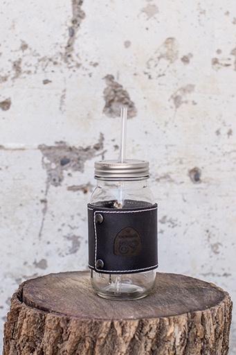 Glasses Mason Jar