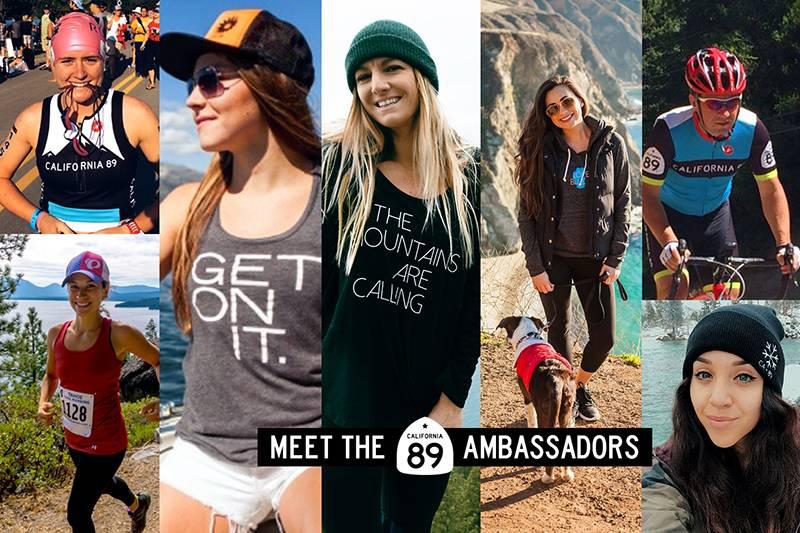 Meet the California 89 Ambassadors!