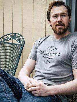 California 89 Men's Short Sleeve Desolation Wilderness Tshirt