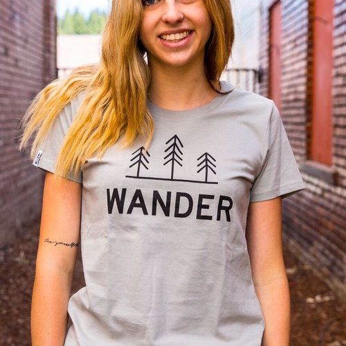 California 89 Women's Wander Tee
