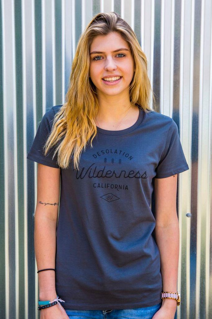 California 89 Women's Desolation Wilderness Tee