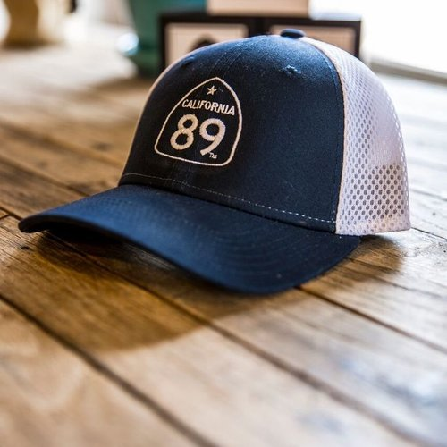 California 89 CA89 Kids Hat with Shield