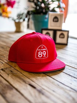 California 89 CA89 Flattop Kids Hats