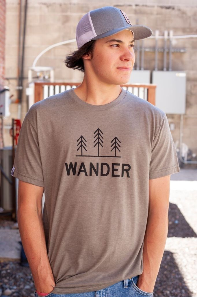 California 89 Wander Men's Tee