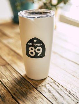 California 89 CA89 Love Blue Insulated MiiR Travel Cup
