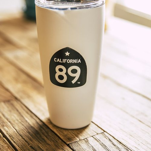California 89 CA89 Love Blue Insulated MiiR Travel Cup