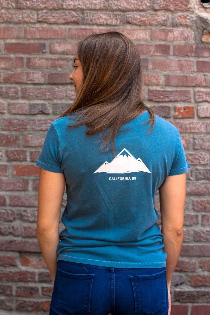 Women's shirts CA 89 Mountain Women's Tee
