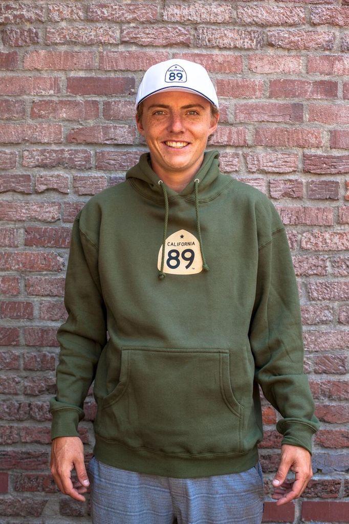 California 89 CA89 Unisex Hoodie