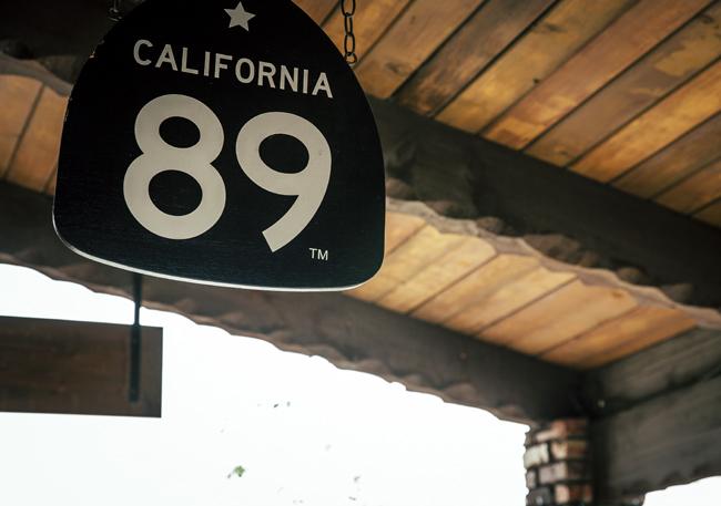 Historic Downtown Truckee California 89