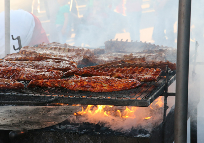 Best in the West Nugget Rib Cookoff