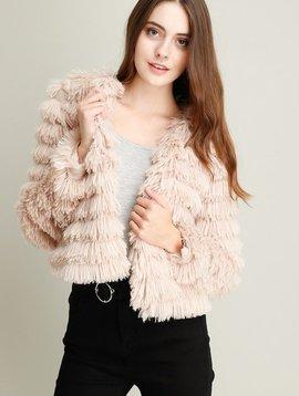 Jacket Faith Faux Fur Jacket