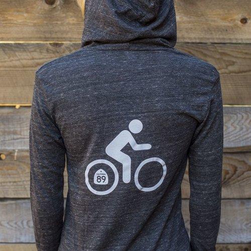 Women's Pullover Sunflower Bike Women's Pullover
