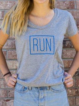 Women's T-Shirts Women's Short Sleeve Roadtrip Tee Run
