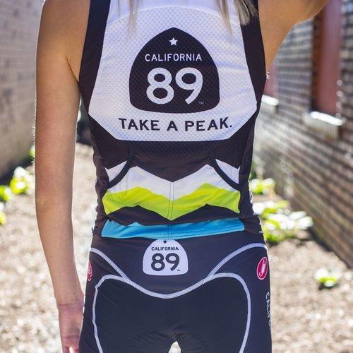 Tri Apparel Mountain Design Women's Tri Suit