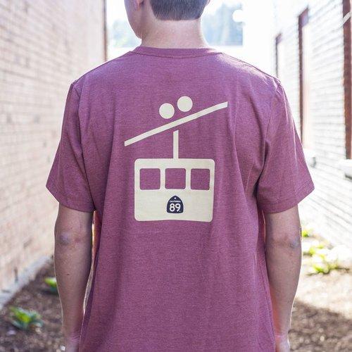 Men's Tshirt Gondola Men's Tee