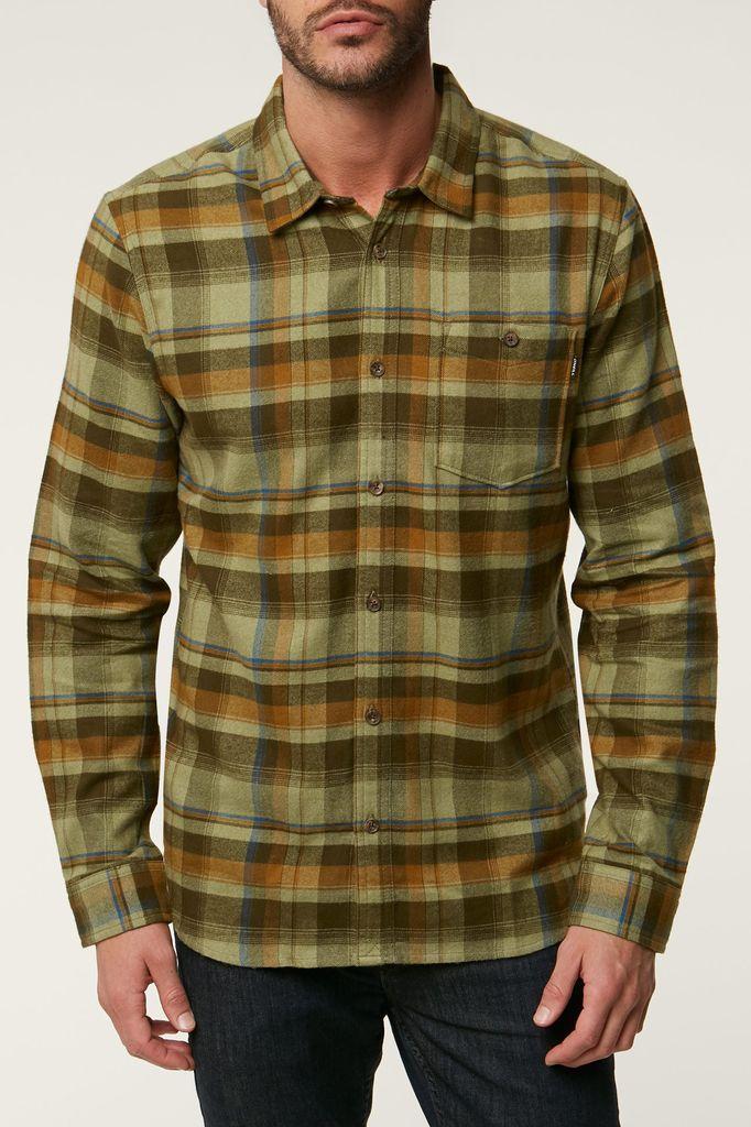California 89 O'Neill Redmond Men's  Flannel