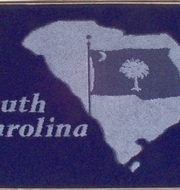 Gift Items SC Flag Golf Towel