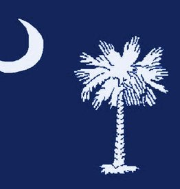 Gift Items South Carolina Flag Throw
