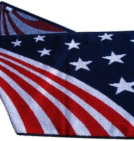 Gift Items USA Waving Flag Transition Towel
