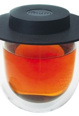 Tea products Hot Glass with Hat 200 ml / 8 oz