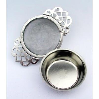 Tea products Tea Strainer with Drip Bowl