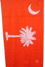 Gift Items Sout Carolina Flag - Sheared Jacquard Beach Towel