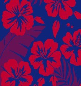 Gift Items Hibiscus - Sheared Jacquard Beach Towel