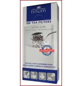 Tea products Tea Filters EXTRA SLIM
