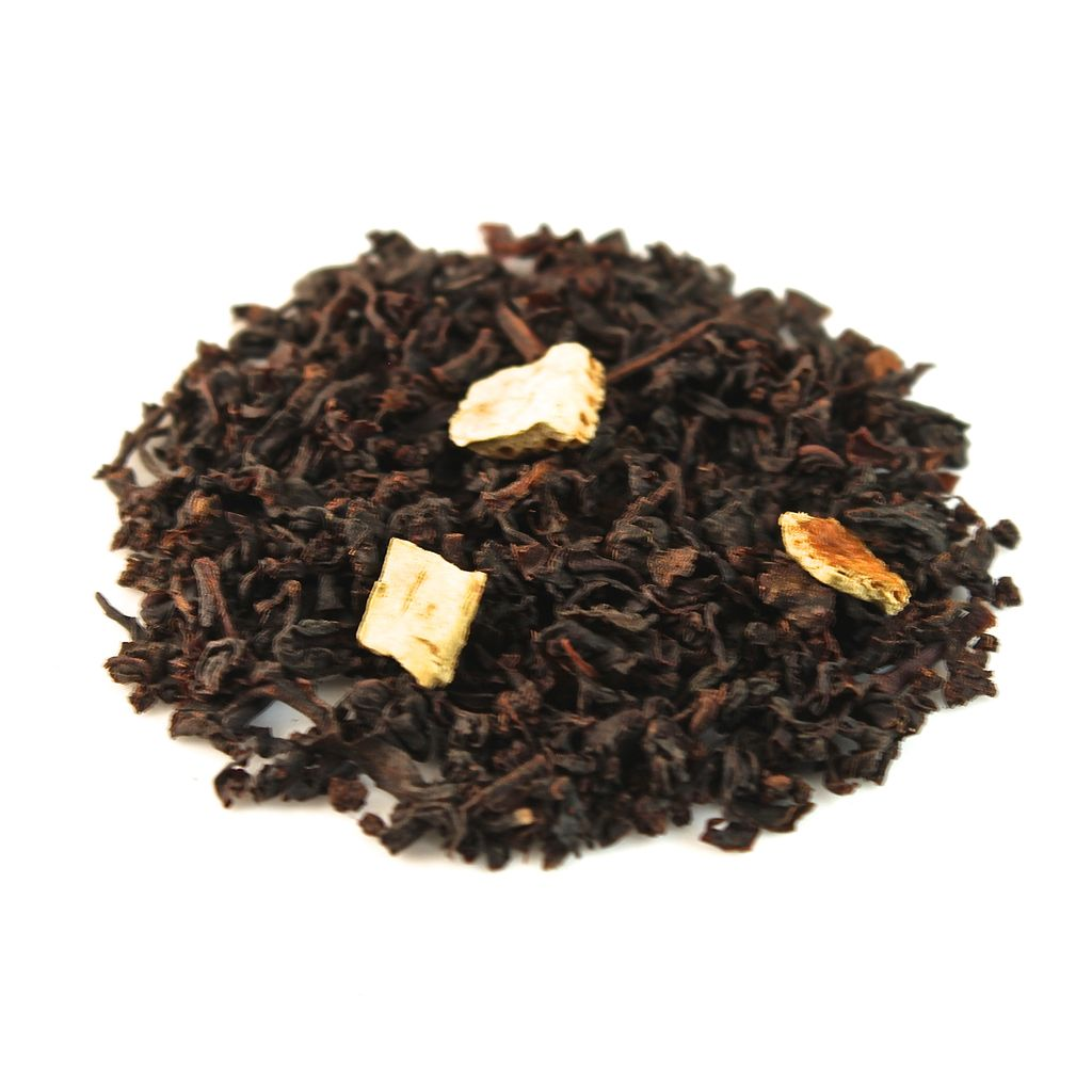 Teas Black Tea Orange Flavor