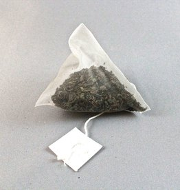 Teas Moroccan Mint Green Tea - Pyramid Tea Bags