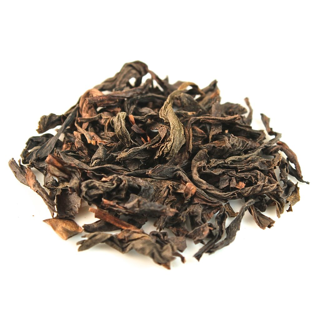 Teas Organic Oolong Qilan Wuyuan Loose Tea