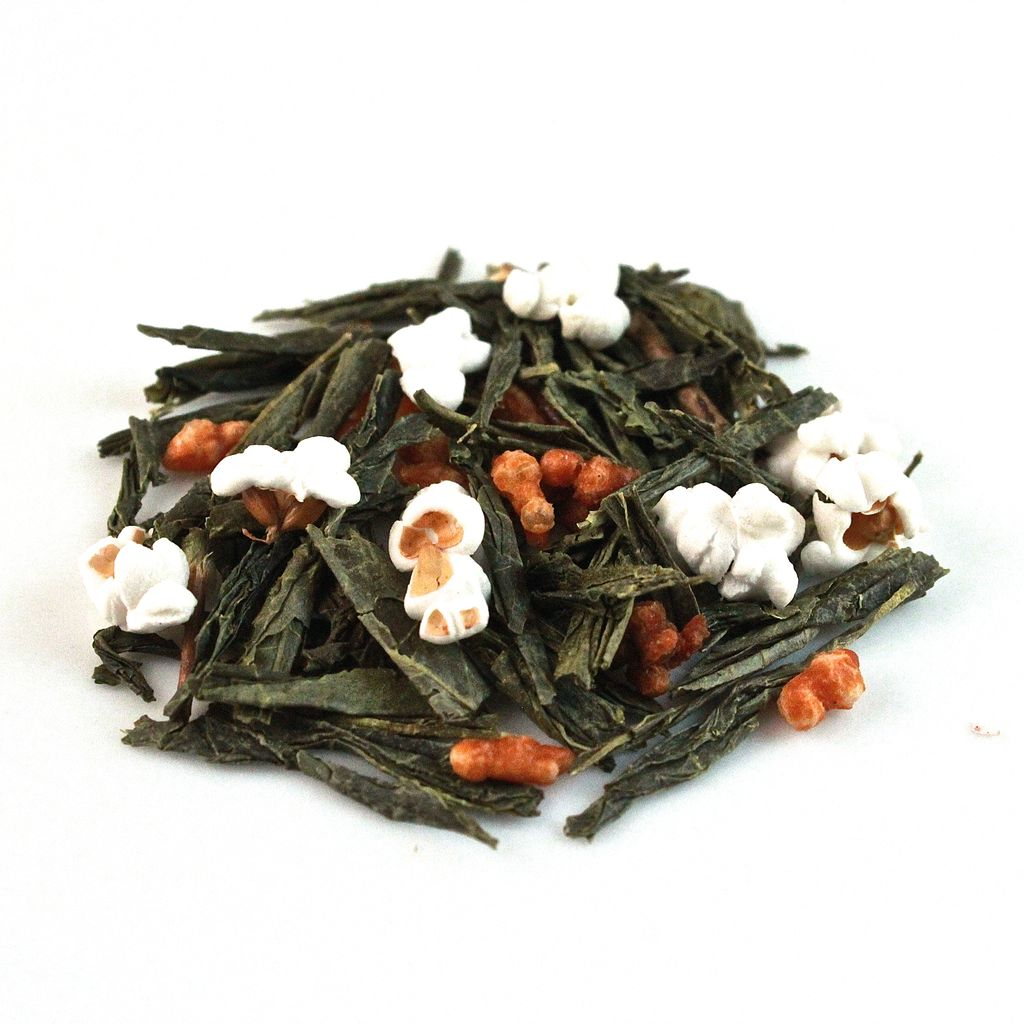 Teas Genmaicha Green Loose Tea