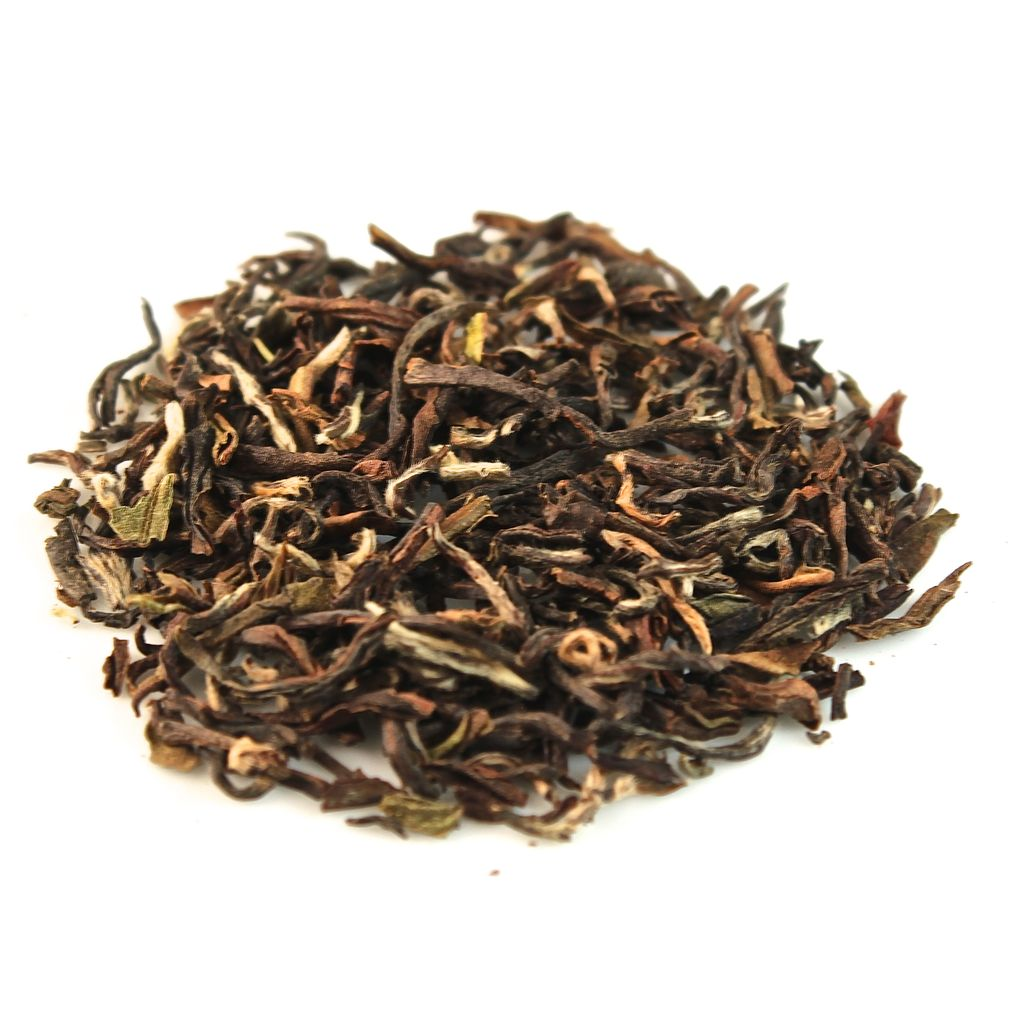 Teas Darjeeling Tea Tin
