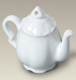 "Tea products 2.5"" Teapot Ornament"