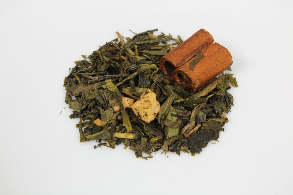 Teas Oconee White - Flavored Apple / Cinnamon