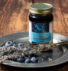 Tea products Blueberry and Lavender Jam