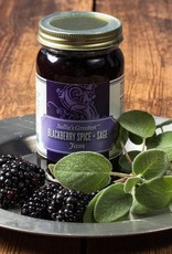 Tea products Blackberry Spice and Sage Jam