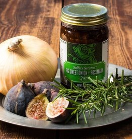 Tea products Fig Sweet Onion and Rosemary Jam