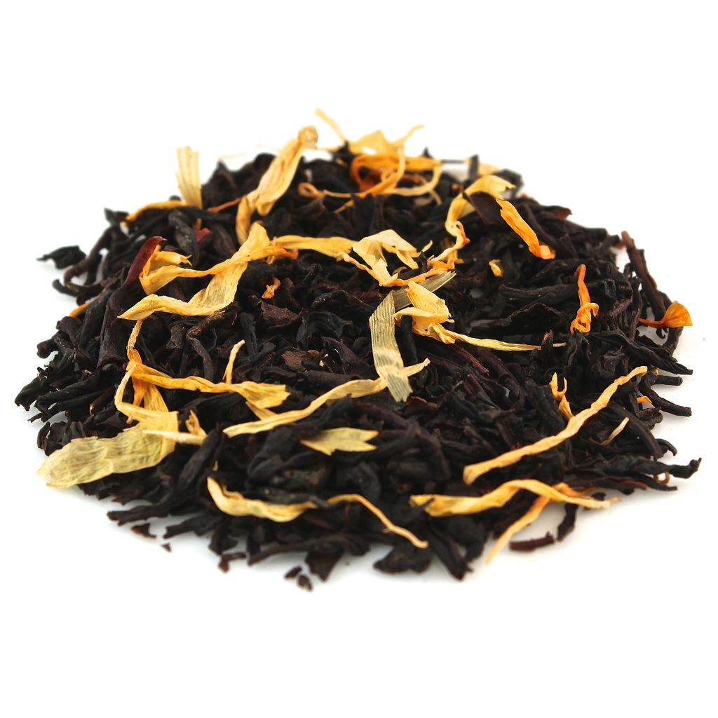 Teas Apricot Flavored Black Tea