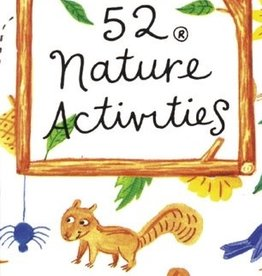Hachette 52 Activities in Nature