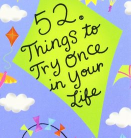 Hachette 52 Series: Things to Try Once in Your Life