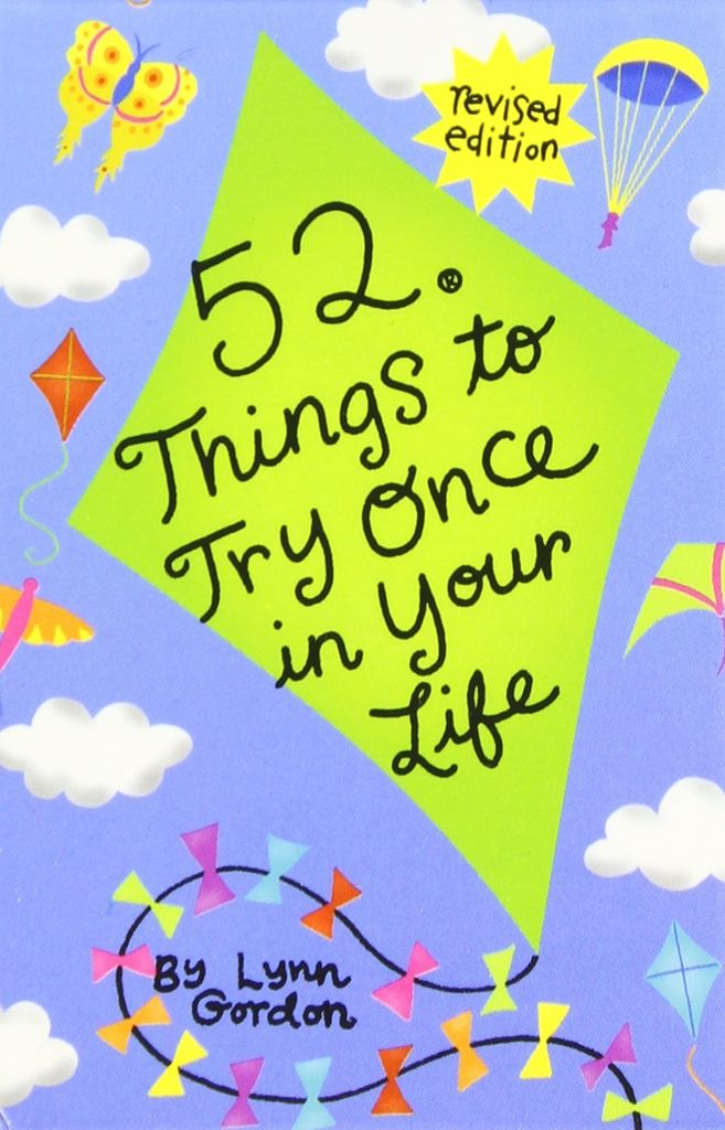 Hachette 52 Things to Try Once in Your Life