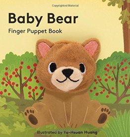 Hachette Baby Bear Finger Puppet Book